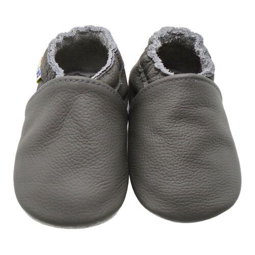 Baby Krabbelschuhe Lauflernschuhe Hausschuhe Lederpuschen Yalion® Blitzversand!!