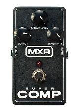 Dunlop MXR SuperComp M132 Compression Guitar Effect Pedal