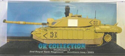 2003 Southern 17 1:72 Carro// Panzer// Tanks// Military CHALLENGER 2 Iraq