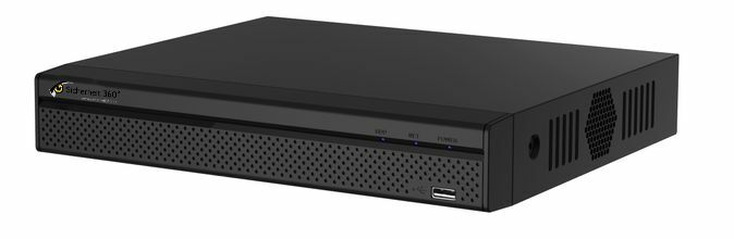 8 Kanal Tribrid Analog, HDCVI, IP Überwachungsrekorder mit App Überwachung in HD