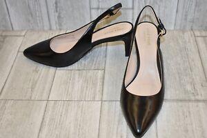 008f3d26889 Cole Haan Medora Slingback Pump - Women's Size 7.5B - Black ...