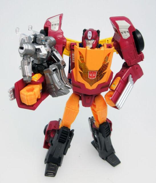 Transformers Legends LG45 Targetmaster Hot Rodimus Takara Tomy Japan New***