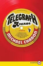 Telegraph Avenue LP: A Novel-ExLibrary