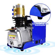 30mpa 4500psi 1800w High Pressure Air Compressor Pump Pcp For Car Tire Airgun