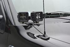 ZROADZ Hood Hinge LED Light Bar Mounts / FOR 09-14 FORD F150 Z365601