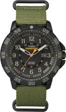 "Timex TW4B03600, Men's ""Expedition"" Green Nylon Watch, Gallatin, TW4B036009J"
