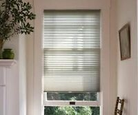 Jcpenney Cordless Pleated Shades Blind Assorted 64l Assorted Colors & Sizes