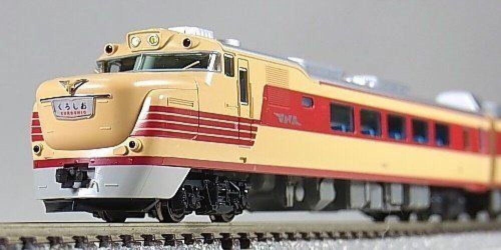 KATO 10-849 JNR Series KIHA 81 'Kuroshio' Basic 7-Car Set JAPAN F/S J7293