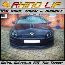 VW VOLKSWAGEN MK Golf GTi Scirocco Quattro CC Front Spoiler Chin Lip Splitter