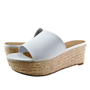 5fcaf74730af Women s Shoes City Classified Strauss Jute Wrapped Open Toe Wedge ...