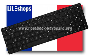 Clavier-Francais-Original-Asus-9Z-N9DSU-10F-0KNB0-6128FR00-0KN0-N32FR13-Neuf