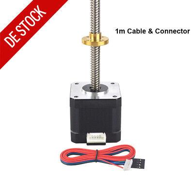Nema 17 Linear Schrittmotor  External 40mm Stack 1.5A Lead Screw Length 310mm