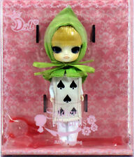 "Jun Planning Groove F-243 LITTLE DAL SOLDIER OF CARDS Doll 4.5"" NIP mini Pullip"