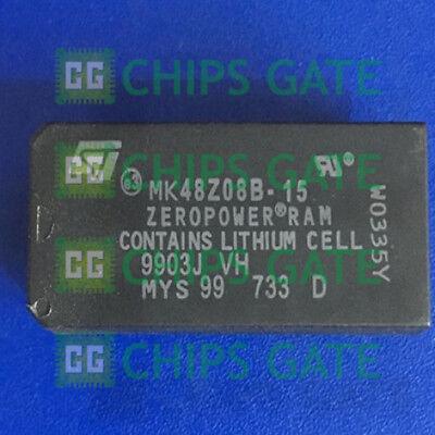 ST MK48Z08B-10 DIP-28 CMOS 8K x 8 ZEROPOWER SRAM