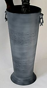 Image Is Loading Umbrella Stand Fish Greywash Available In 2 Diffe
