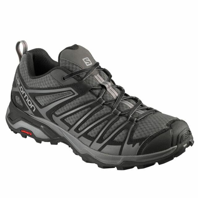 Womens Salomon X Ultra 2 Gore Tex XCR BlueGreen HikingTrail Shoe US Size 9 | eBay