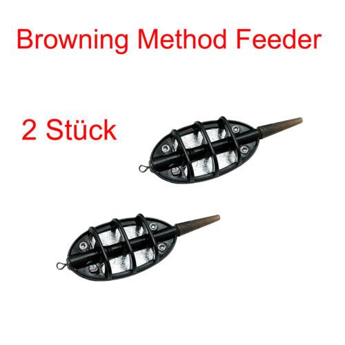 Browning Hybrid Method Feeder Futterkörbe verschiedene Gewichte