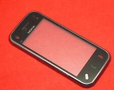 ORIGINALE Nokia n97 MINI TOUCHSCREEN DIGITIZER VETRO DISPLAY TOUCH + CORNICE FRAME