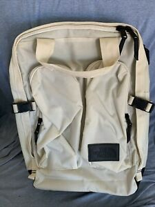 NEW The North Face Mini Crevasse 14.5L Day Pack BACKPACK - Vintage White