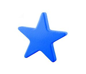 Details About 2x Blue Star Drawer Handles Playroom Furniture Pulls Kids Nursery Decor Baby Boy