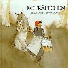 Rotkäppchen de Grimm, Jacob, Grimm, Wilhelm | Livre | état bon