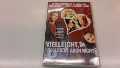 1 von 1 - DVD  Vielleicht, vielleicht auch nicht In der Hauptrolle Ryan Reynolds