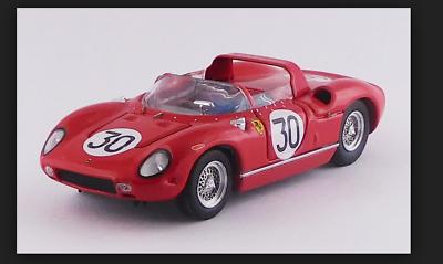 Modellino Die Cast Ferrari 248 SP 12h Sebring 1962 1//43 Nuovo