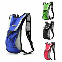 2/3l Hydration Water Bladder Sports Backpack Bike Bag Climbing Hiking Wild Pouch