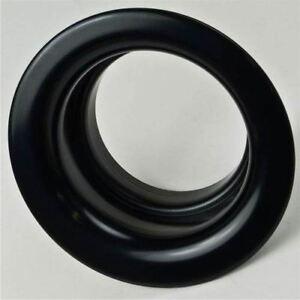 Revotec Aluminium Air Inlet / Intake 76mm Anodised Black (AI76BLK)