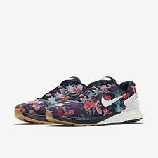 Nike Lunarglide 6 Photosynthesis Pack Floral Obsidian Hot Lava 776259-401 11.5