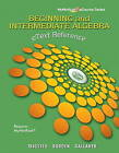 EText Reference for Trigsted/Bodden/Gallaher Beginning & Intermediate Algebra MyMathLab by Kevin Bodden, Kirk Trigsted, Randall Gallaher (Spiral bound, 2011)