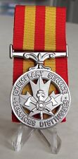 Canada - Canadian Fire Services Exemplary Service Full Size Replica Medal