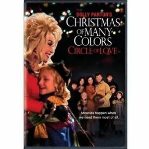 NeW Dolly Partons Christmas of Many Colors: Circle of Love (DVD, 2016) WA66