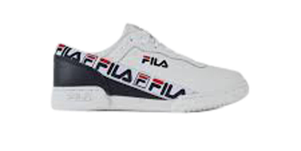 Fila Original Fitness Tape White/Navy/White Price reduction Comfortable and good-looking