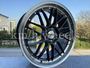 Felgen-Dotz-Revvo-Dark-20-Zoll-f-Toyota-Honda-Nissan-Renault-Mitsubishi-Hyundai