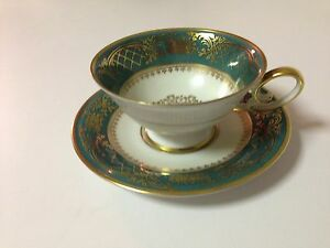 p t bavaria tirschenreuth germany cup and saucer pattern 32 2152 ebay