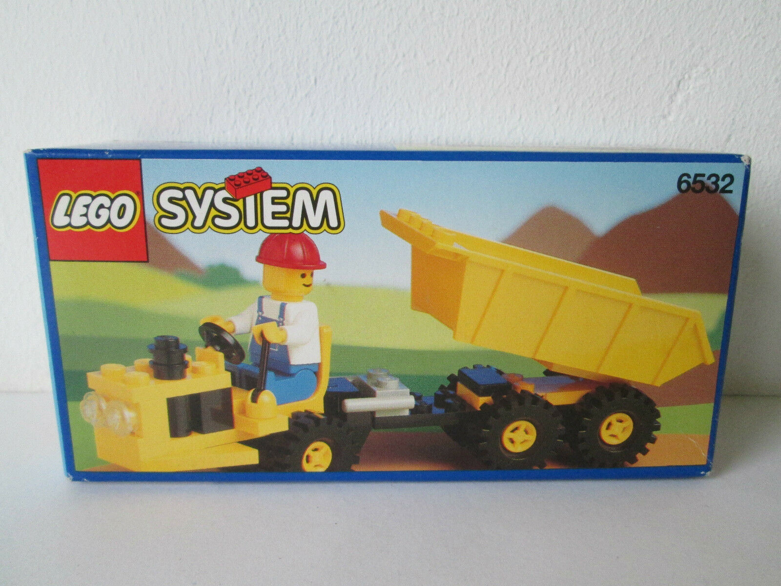 Lego Classic Town Construction - 6532 Diesel Dumper NEW Sealed