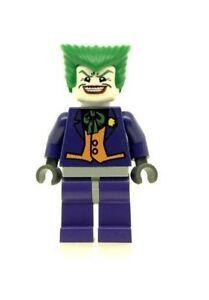Brown Joker Printed On LEGO Parts Custom Designed Minifigure
