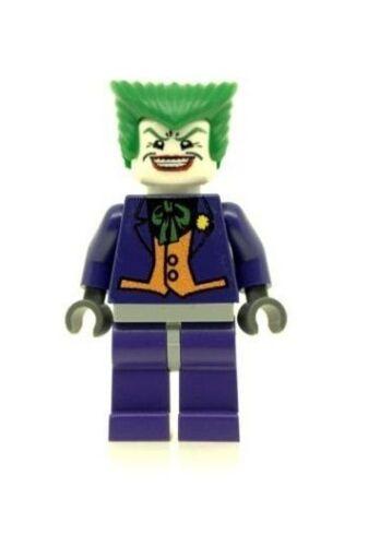 Custom Designed Minifigure Classic Jester Joker Printed On LEGO Parts