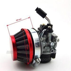 Dellorto-SHA-14mm-Carburetor-Air-Filter-For-Sprint-Colibri-Tomos-A35-Targa-LX-TT