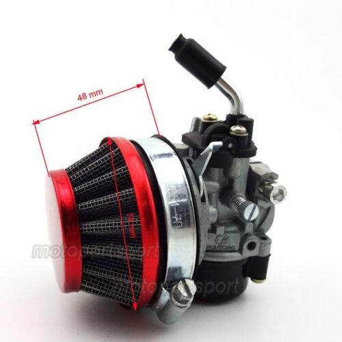 Dellorto SHA 14mm Carburetor Air Filter For Sprint Colibri Tomos A35 Targa LX TT