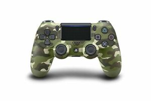 Sony-PlayStation-4-DualShock-4-Green-Camouflage-Controller-Brand-New