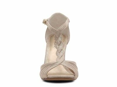 69a87f40cf8 Gold heels kelly katie christa sandal strap sparkly jpg 400x300 Dsw kelly  and katie