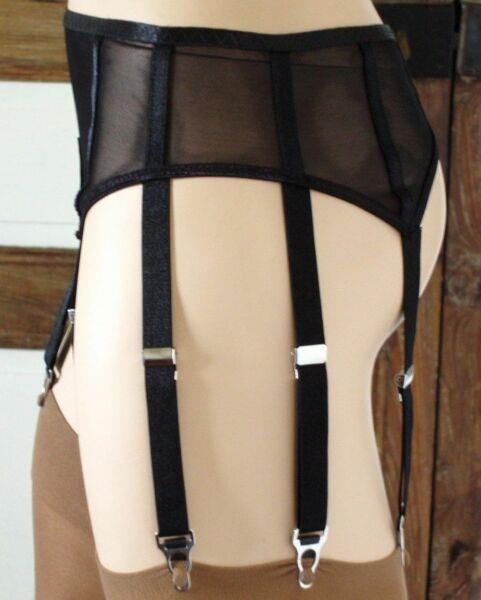 Halter Strapse schwarz Übergrößen erotische sexy lingerie Unterwäsche