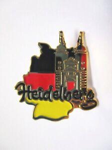 Heidelberg-Brueckentor-Pin-Anstecker-Germany-mit-Druckverschluss
