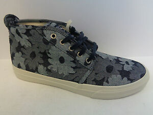 Hommes-a-Lacets-Jacquard-Sperry-Top-Sider-Montante-Nuage-Chukka-Jacquard