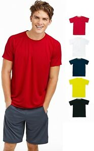 Clothing, Shoes & Accessories Activewear Mens Active-dry Breathable Polyester Sports Athletic Raglan T-shirt Tshirt Online Shop