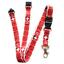 SPIRIUS-Lanyard-Neck-Strap-Detachable-with-Clip-Phone-Keyring-ID-badge-holder thumbnail 23