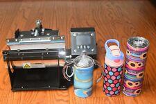20oz Sublimation Mug Press Sublimation Mug Press 20oz Skinny Straight Tumblers