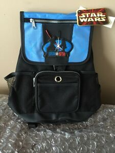 New with tags childrens Star wars rucksack